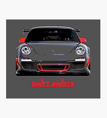 Paddock View - GT3 RS Photographic Print