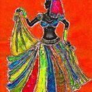 Belly dancer by Astal2