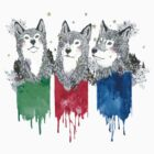 Wolf Brothers by Mariah Piesse