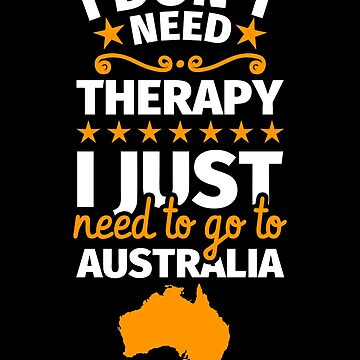 Australia gifts funny saying Aussie gift by fabianb