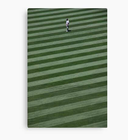 Yankee in the Outfield (California) Canvas Print