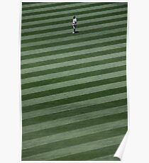Yankee in the Outfield (California) Poster