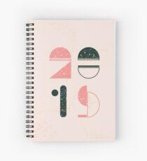 Cuaderno de espiral 2019
