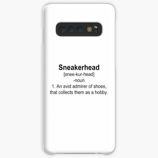 Sneakerhead Definition Shirt Samsung Galaxy Snap Case