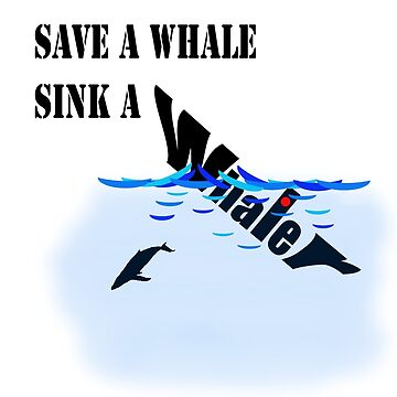 Save A Whale by Fyloh