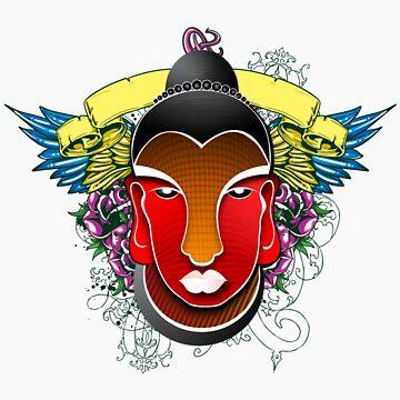 LORD-BUDDHA by vatsal