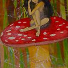 Fly Agaric Fairy by Astal2