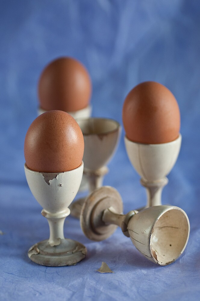 Eggs by Ilva Beretta
