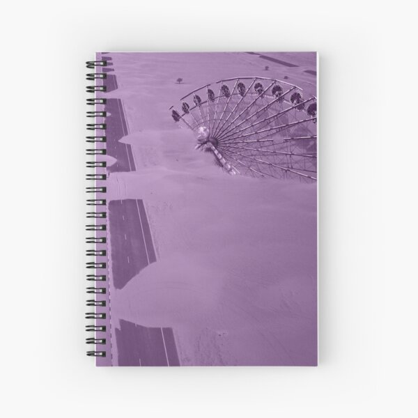 Circus Dust - Tulimond Colors Spiral Notebook