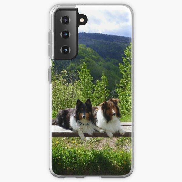 Sheltie Paradise Samsung Galaxy Soft Case