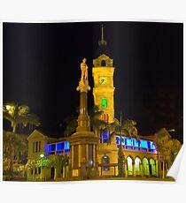 Bundaberg post office 2 Poster