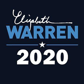 Elizabeth Warren 2020 by haxamin