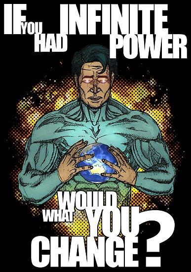 Infinite Power by Michael Lee