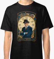 Inspector Spacetime Nouveau (II) Classic T-Shirt