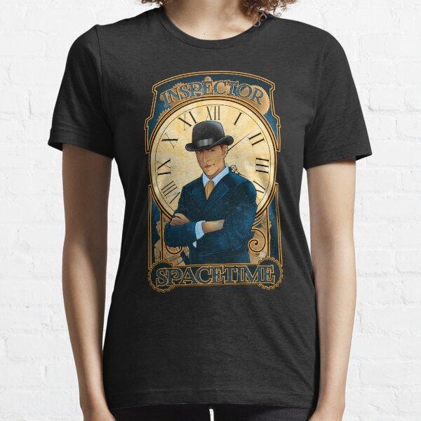 Inspector Spacetime Nouveau (II) Essential T-Shirt