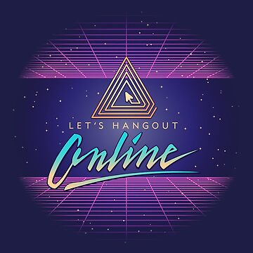 Let's Hangout Online by visualcraftsman