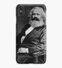 Karl Marx (best quality) iPhone XS Max Case