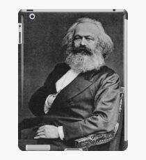 Karl Marx (best quality) iPad Case/Skin
