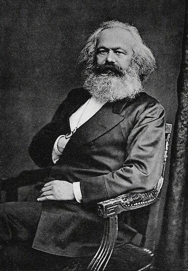Karl Marx (beste Qualität) von GodsAutopsy