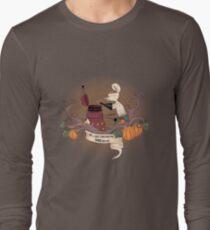 The Nightmare Before Skaro Long Sleeve T-Shirt