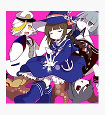 Wadanohara and the Greatest Party Photographic Print