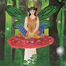 Fairy of the Forest. by Astal2
