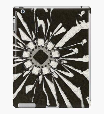 All Or Nothing iPad Case/Skin