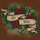 He/Him by Iddstar