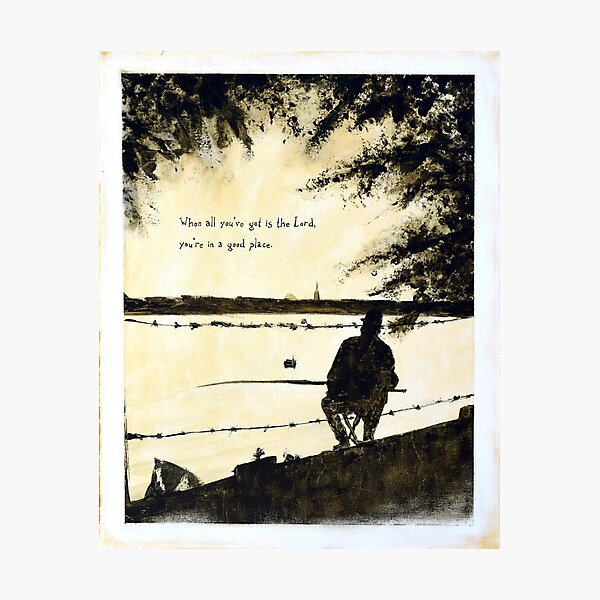 A Good Place Photographic Print