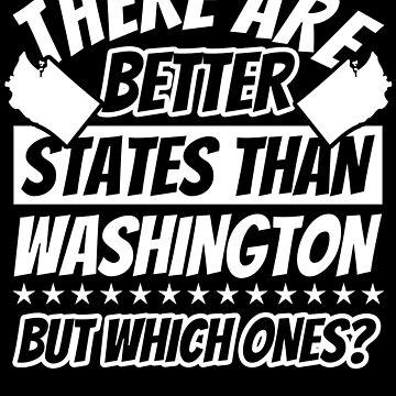 Washington Funny Sayings - Patriot by fabianb