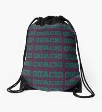 QUACK! QUACK! QUACK! Drawstring Bag