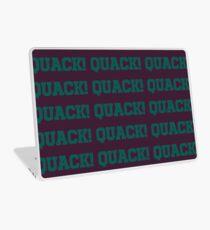 QUACK! QUACK! QUACK! Laptop Skin