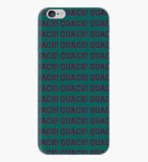 QUACK! QUACK! QUACK! iPhone Case