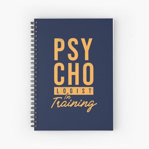 Psicóloga En Psicología Del Entrenamiento Cuaderno de espiral