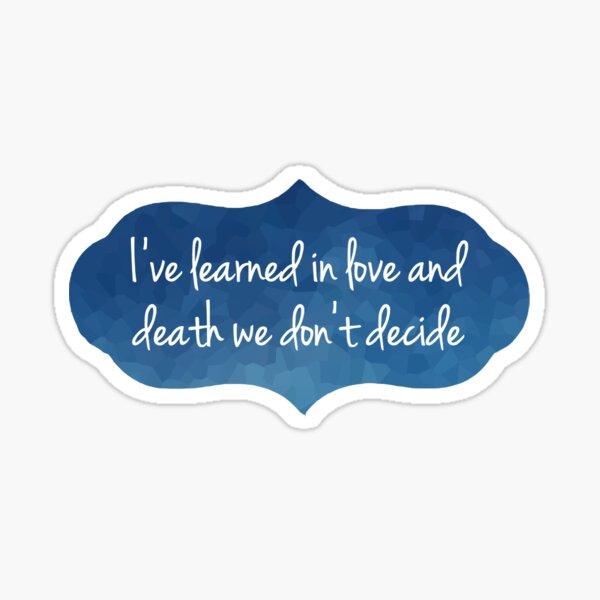 Dermot Kennedy - Lost Sticker