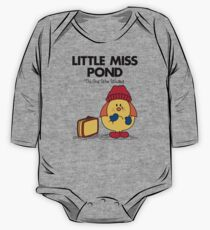Little Miss Pond One Piece - Long Sleeve