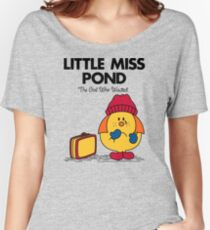 Little Miss Pond Women's Relaxed Fit T-Shirt