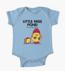 Little Miss Pond One Piece - Short Sleeve