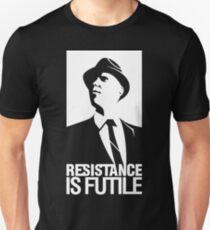 Resistance is Futile Unisex T-Shirt