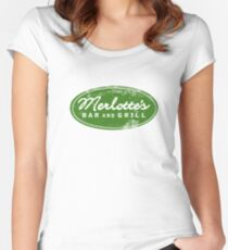 Merlotte's Bar and Grill Women's Fitted Scoop T-Shirt