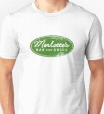 Camiseta ajustada Merlotte's Bar and Grill
