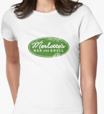 Merlotte's Bar and Grill Womens Fitted T-Shirt