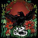 Raven's Lair by lunaelizabeth