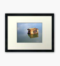 Cardboard Framed Print
