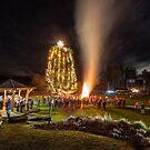 Christmas Eve Mayne Island 2018 by toby snelgrove  IPA