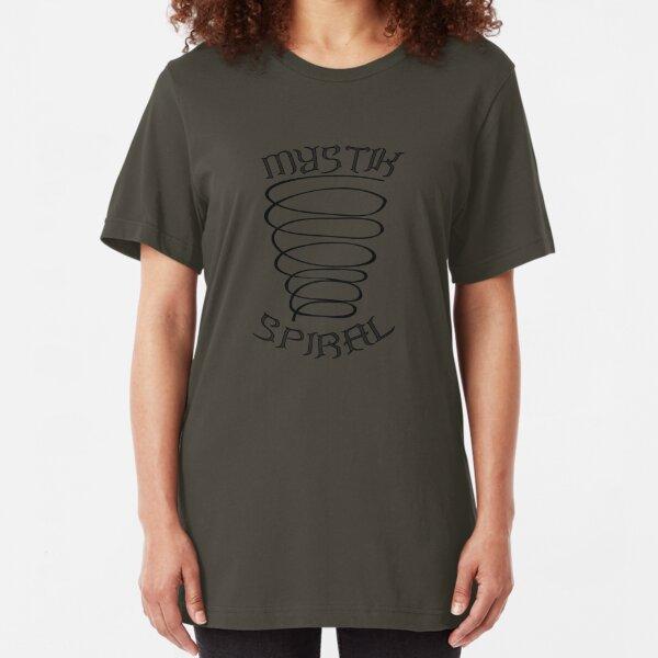 Mystik Spiral Slim Fit T-Shirt