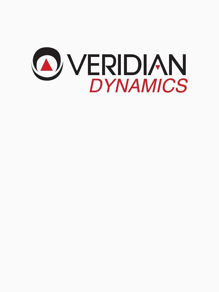 TShirtGifter presents: Veridian Dynamics | Unisex T-Shirt