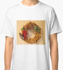 Cork Wreath Classic T-Shirt