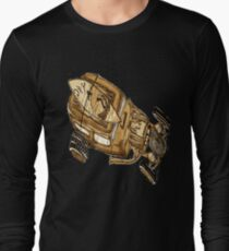 car toon t Long Sleeve T-Shirt