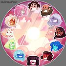 Pearl Points - Everybody Points - Steven Universe (TM) by iKiska